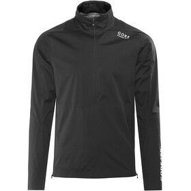 GORE RUNNING WEAR Air GTX Active Half Zip Jacket Men black